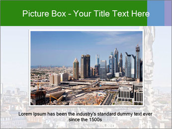 Milan panoramic skyline PowerPoint Template - Slide 16