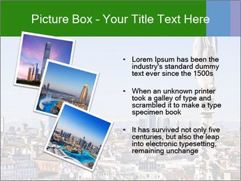 Milan panoramic skyline PowerPoint Template - Slide 17