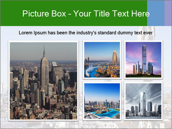 Milan panoramic skyline PowerPoint Template - Slide 19