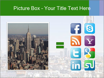 Milan panoramic skyline PowerPoint Template - Slide 21