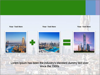 Milan panoramic skyline PowerPoint Template - Slide 22