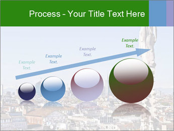 Milan panoramic skyline PowerPoint Template - Slide 87