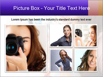 Young teenager PowerPoint Template - Slide 19