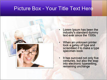 Young teenager PowerPoint Template - Slide 20