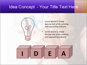 Young teenager PowerPoint Template - Slide 80