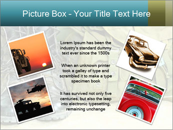 Army boots PowerPoint Template - Slide 24