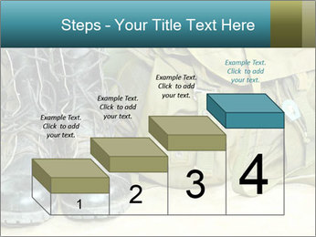 Army boots PowerPoint Template - Slide 64