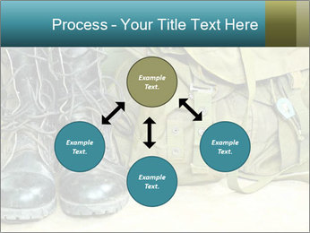 Army boots PowerPoint Template - Slide 91