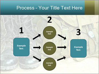 Army boots PowerPoint Template - Slide 92