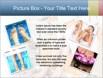 Beautiful girl PowerPoint Template - Slide 24