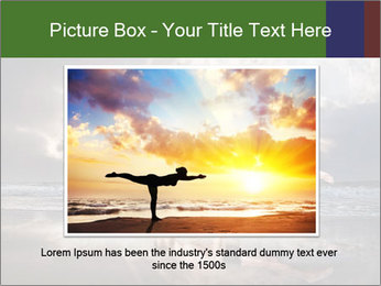 Yoga PowerPoint Template - Slide 16