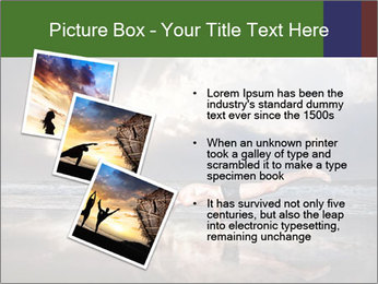 Yoga PowerPoint Templates - Slide 17