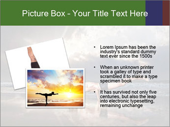 Yoga PowerPoint Template - Slide 20