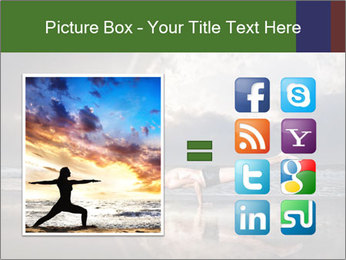 Yoga PowerPoint Templates - Slide 21