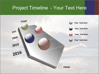 Yoga PowerPoint Template - Slide 26
