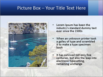 Paradise beach PowerPoint Template - Slide 13