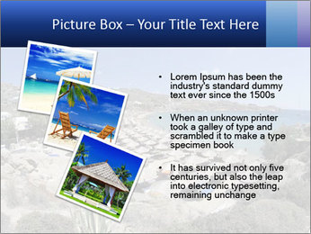 Paradise beach PowerPoint Template - Slide 17