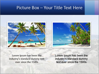 Paradise beach PowerPoint Template - Slide 18