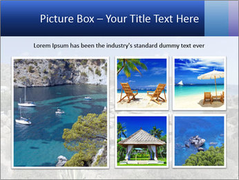 Paradise beach PowerPoint Template - Slide 19