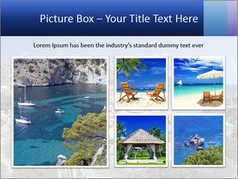 Paradise beach PowerPoint Templates - Slide 19