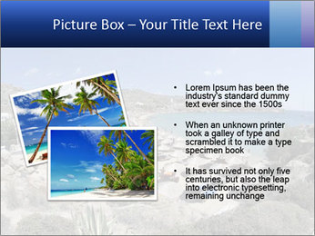 Paradise beach PowerPoint Template - Slide 20