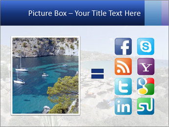 Paradise beach PowerPoint Template - Slide 21