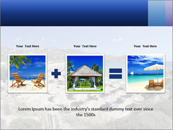 Paradise beach PowerPoint Template - Slide 22