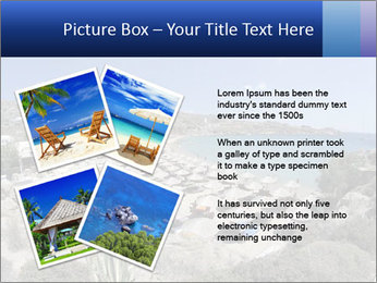 Paradise beach PowerPoint Template - Slide 23