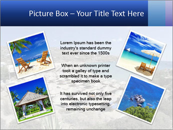 Paradise beach PowerPoint Template - Slide 24