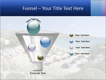 Paradise beach PowerPoint Template - Slide 63