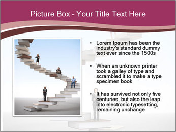People on 3d book PowerPoint Templates - Slide 13