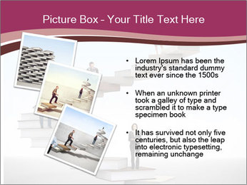 People on 3d book PowerPoint Templates - Slide 17