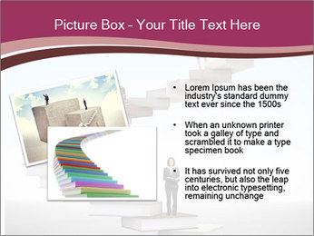 People on 3d book PowerPoint Templates - Slide 20
