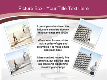 People on 3d book PowerPoint Templates - Slide 24