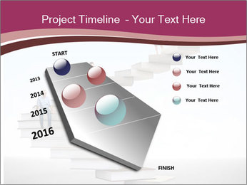 People on 3d book PowerPoint Templates - Slide 26