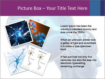 Human nerve PowerPoint Templates - Slide 23