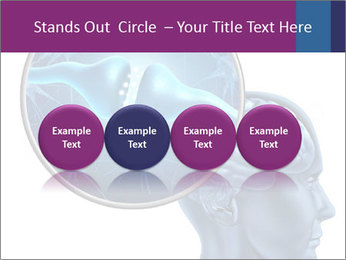Human nerve PowerPoint Templates - Slide 76