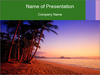 Dawn PowerPoint Template
