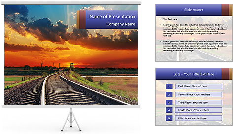 0000087194 PowerPoint Template