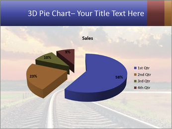 Red sunset PowerPoint Templates - Slide 35