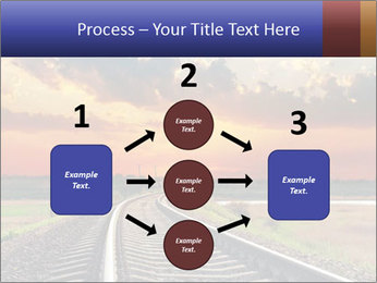 Red sunset PowerPoint Templates - Slide 92