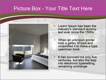 Detail of steel PowerPoint Template - Slide 13