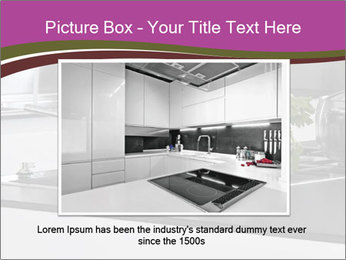 Detail of steel PowerPoint Template - Slide 15