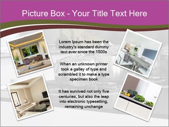 Detail of steel PowerPoint Template - Slide 24