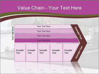 Detail of steel PowerPoint Template - Slide 27