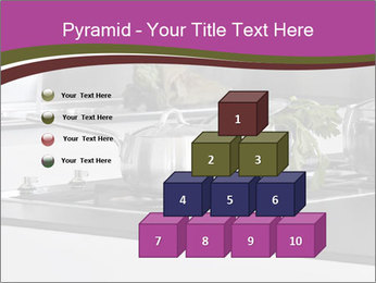 Detail of steel PowerPoint Template - Slide 31