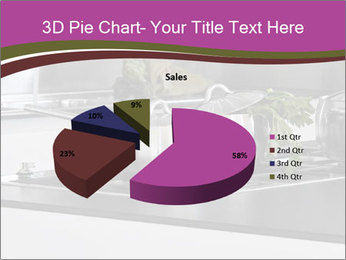 Detail of steel PowerPoint Template - Slide 35