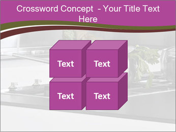 Detail of steel PowerPoint Template - Slide 39