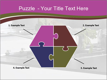 Detail of steel PowerPoint Template - Slide 40