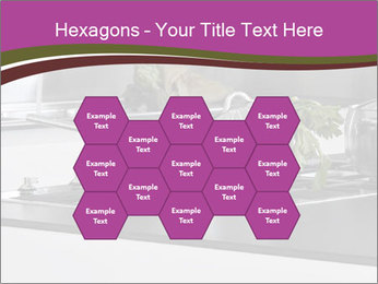 Detail of steel PowerPoint Template - Slide 44